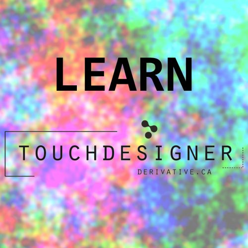 Learn TouchDesigner